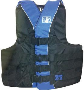 TWEEDLE PFD 4XL/6XL ROY/BLK