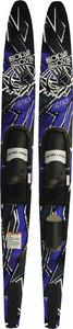 Body Glove Signature CRS Waterskis Combo (Blue/Black