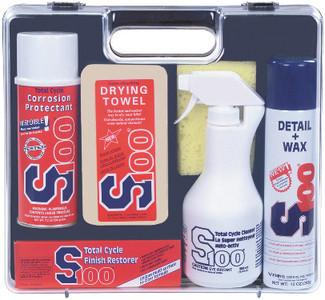 S100 CYCLE CARE GIFT SET