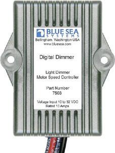 Blue Sea Systems 7505 Digital Dimmer (20 Ampere)