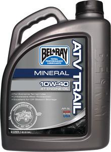 Bel-Ray ATV Trail Mineral 4T Engine Oil - 10W40-4L. 99050-B4LW (1)
