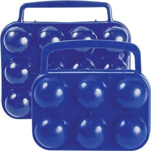 Camco Egg Carrier-Holder - Organize Eggs and Prevent Eggs from Cracking