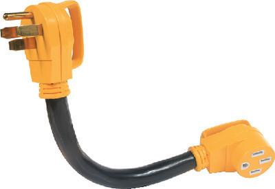 "Camco 55215 18"" PowerGrip Extender - 50 AMP"