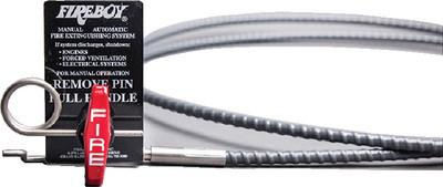 Fireboy-Xintex Manual Discharge Cable