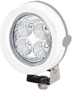 LED DECK LAMP MB G-3 MV WHT