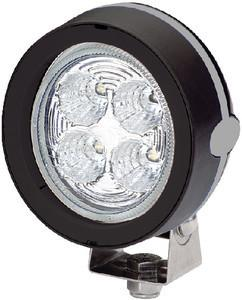 Hella Marine Led Deck Lamp Mb G-3 Mv Black 996136351