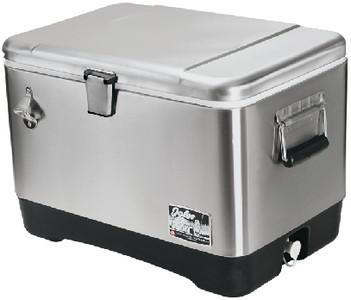 Igloo Stainless steel cooler (51L) # 44669