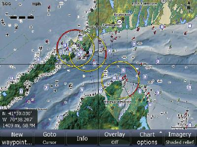 NAUTIC INSIGHT HD MAP-WEST