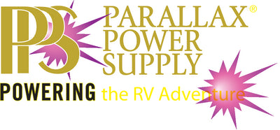 Parallax 8355 30A RV Service Power Center with 55A Converter Charger