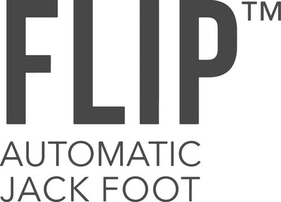 "Flip™ Automatic Jack Foot for 2"" Shaft"