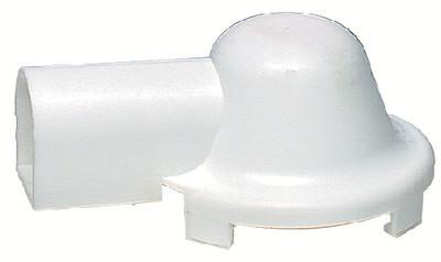 REGULATOR COVER WHITE