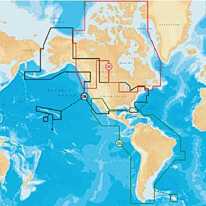 Navionics Gold Central & South America - CF