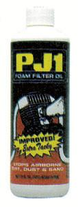 PJ1 5-16 Foam Air Filter Oil
