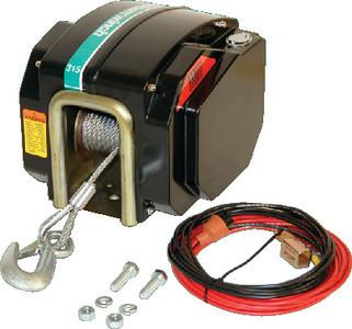"Powerwinch 315 Trailer Winch (20' x 7/32"" Cable)"