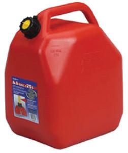 JERRY CAN-GAS SELF-VENT 25L