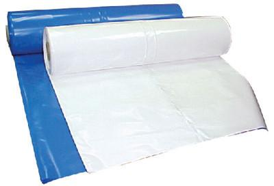8 MIL WHITE POLY FILM 17'X154#