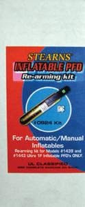 MUSTANG SURVIVAL 33 Gram CO2 Cylinder-Rearm Kit (Adult Universal