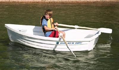 WALKER BAY 8' RIGID DINGHY