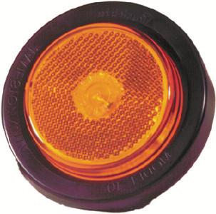 Wesbar Clearance Light Module #31 (Amber, 2 1/2-Inch)