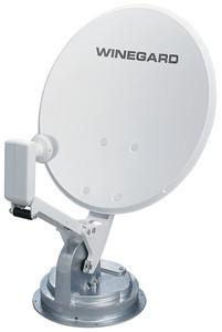 Winegard RM-DM46 Crank Up Satellite Dish with Elevation Sensor