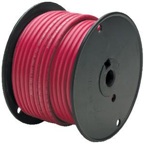 Tinned Copper Primary Wire - 105? C (Ul) 16 Ga. Brown 100'