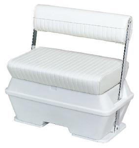 SWINGBACK COOLER SEAT WITH ALUMINUM ARMS