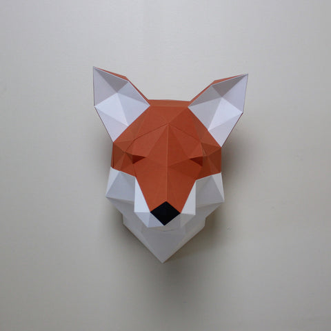 Fox version 1 head on