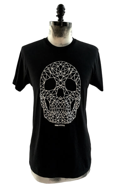 "BV TS18 T-Shirt Black 100% Cotton ""Skull"" - Some Things Dark"