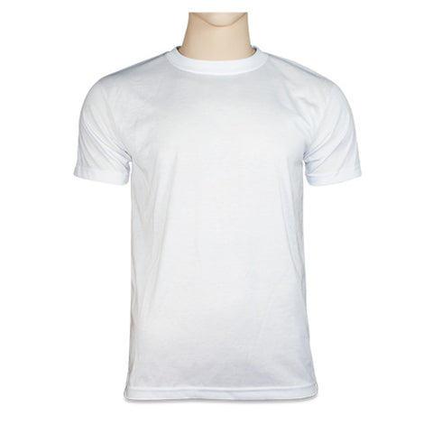 Basic T-skjorte for Sublimering til voksen (3XL)