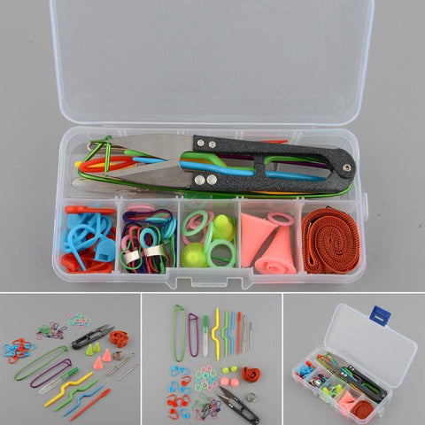 Knit Mate Kit with Case - Crochet/Knitting