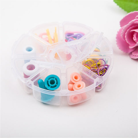 Knitting Kit - 89 Pieces
