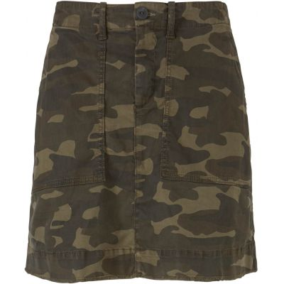 Ivy Cph - Kendall Skirt Camouflage