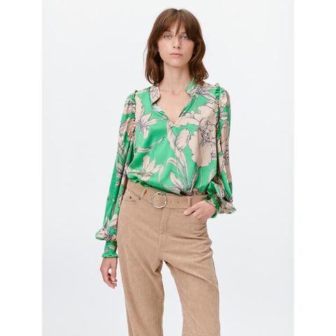 Munthe - Tabuc Shirt Green