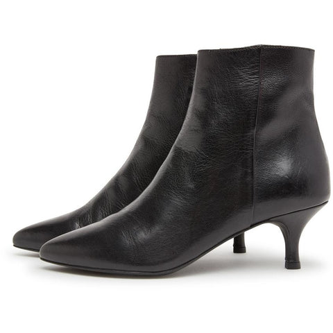 Via Vai - Alice Boots Columbia Black