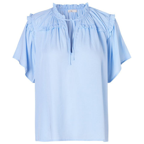 Levete Room - Blake shirt blue