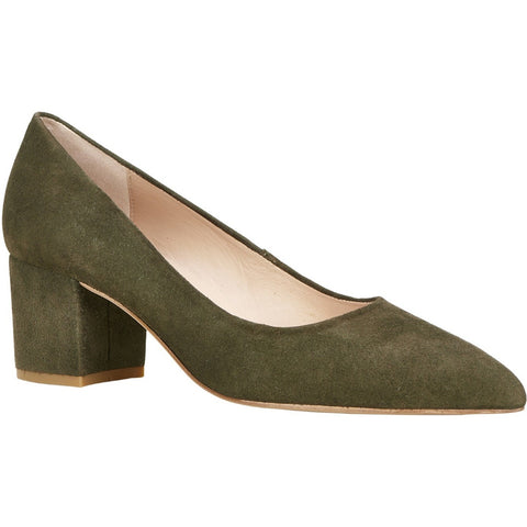 Gestuz Caro Pumps Brown Olive