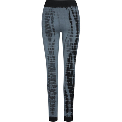 Gai+Lisva - Lena Leggings Ink Tie Dye