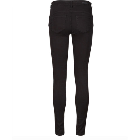 Mos Mosh Berlin Push-Up Pants Black