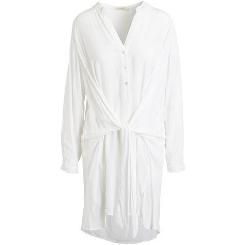 Rabens Saloner - Rosita Dress White