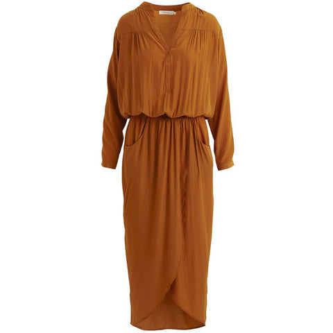Rabens Aaloner - Ebon Dress Amber