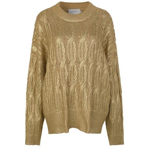Munthe - Enamel Sweater Gold