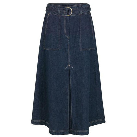 Munthe - Enjoy Skirt Indigo