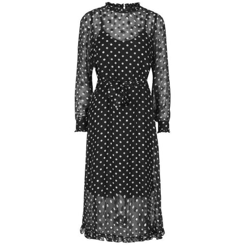 Y.A.S - Amilla dress dots