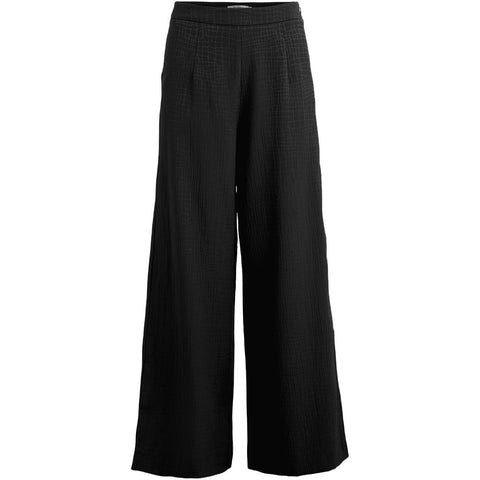 Rabens Saloner - Hege Wide Pants Black