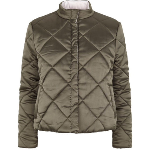 Bruuns Bazaar - Ava Carly Jacket Burned Olive