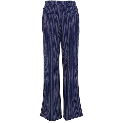 Custommade - Tamy Pants Surf The Web Blue