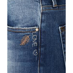 Mos Mosh - Ava Japan Feather Jeans