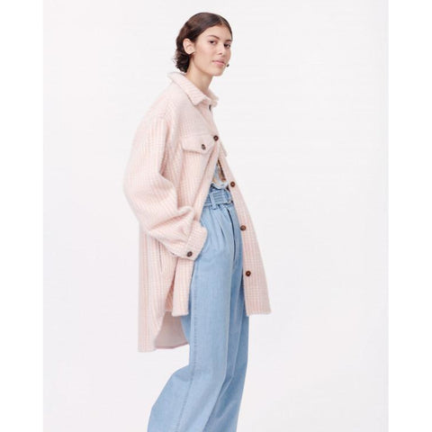Munthe - Edmond Jacket Pink