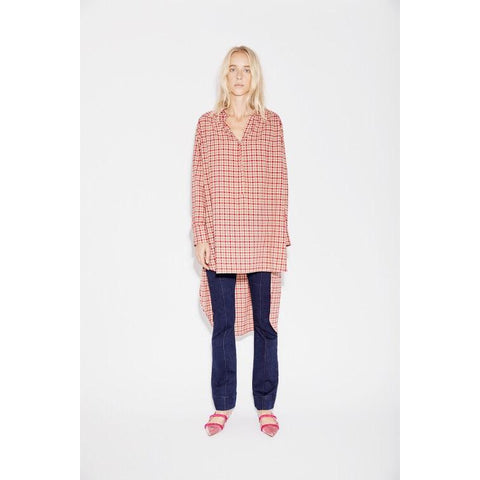 Munthe - Nonstop Shirt Red