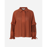 Munthe - Melt Shirt Rust